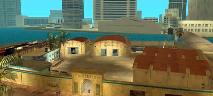 Film Studio property Vice City