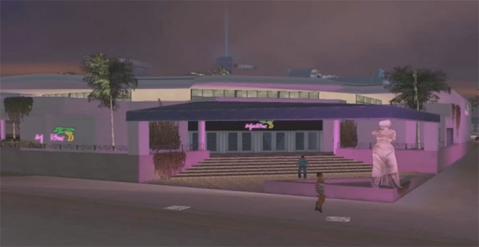 Malibu Club Vice City