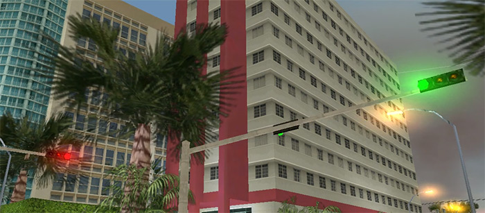 Ocean Heights Apartment in Vice City