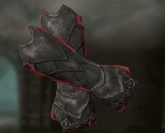 Skyrim Nightingale gloves