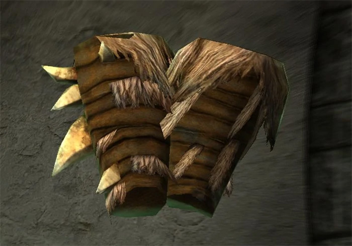 Gauntlets of the Old Gods in Skyrim