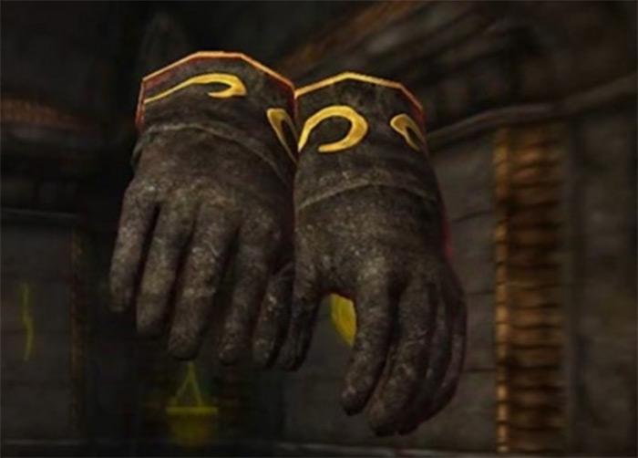 Ciceros Gloves in Skyrim