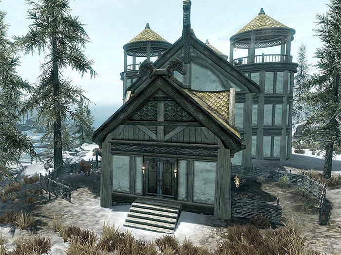 Windstad Manor exterior photo