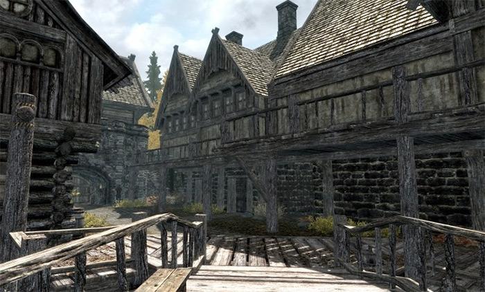 Aerins House in Skyrim