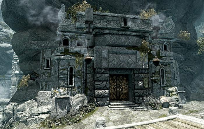 Silver-Blood Inn Skyrim