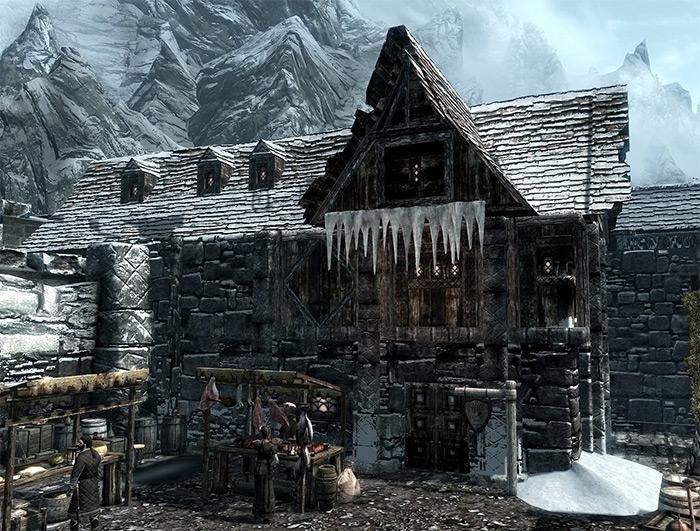 The White Phial Skyrim