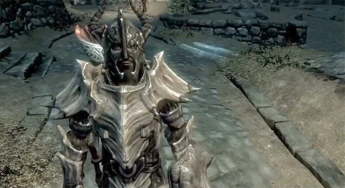 Dragonplate Armor Skyrim heavyarmor