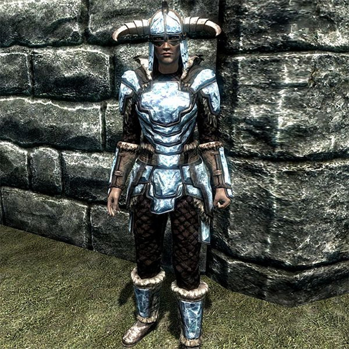 Stalhrim Armor Skyrim