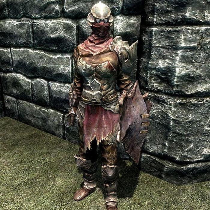 Chitin Heavy Armor Skyrim