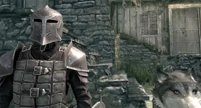 Dawnguard Heavy Armor in Skyrim