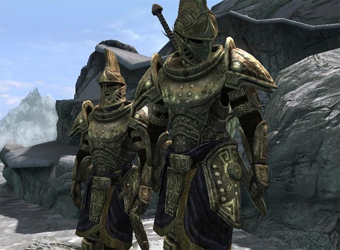 Dwarven Armor in Skyrim