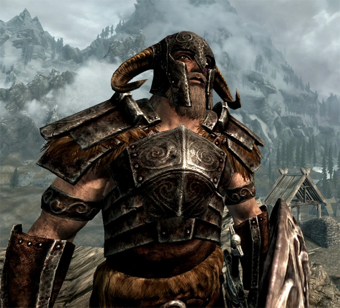 Ancient Nord Armor in Skyrim