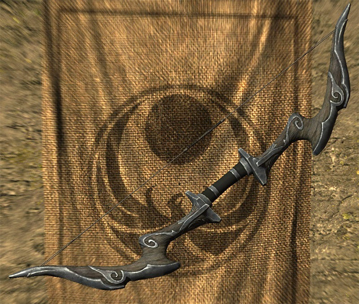 Karliahs Bow in Skyrim, the best #1 archery weapon