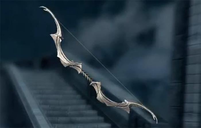 Auriels Bow in Skyrim