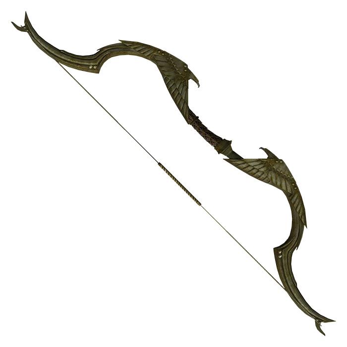 Elven Bow in skyrim