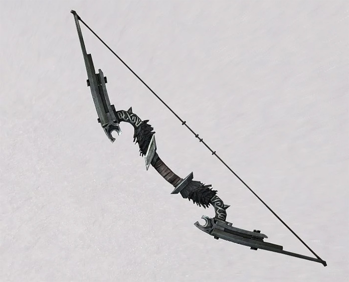 Nordic Bow in skyrim