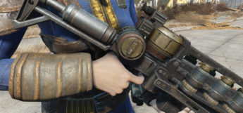 Modded Fallout 4 Rifle