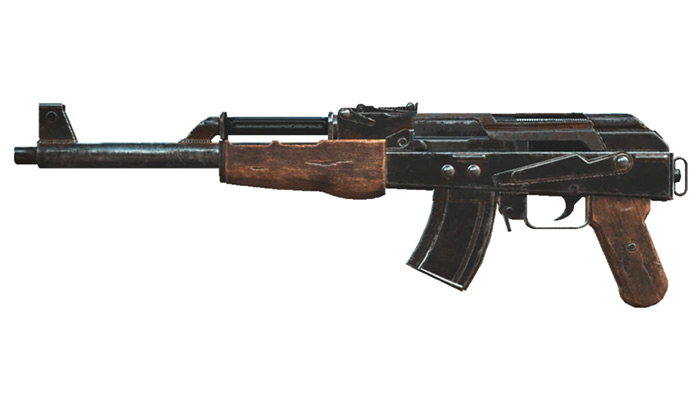 Handmade Rifle Fallout4