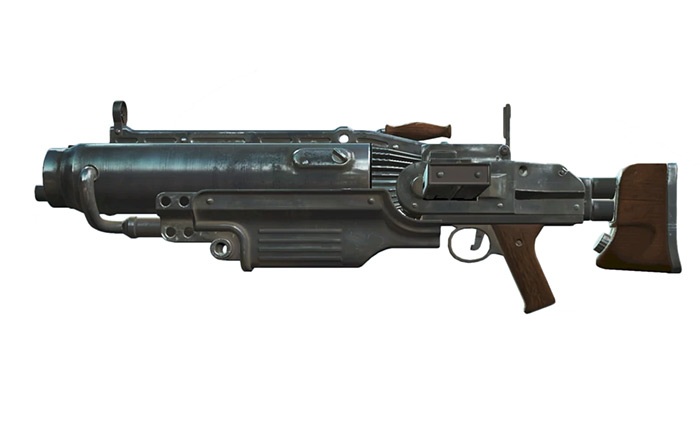 Assault Rifle Fallout4