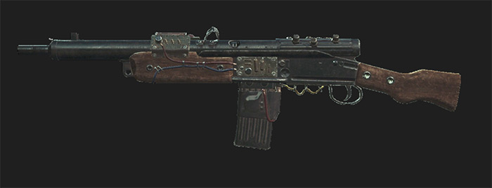 Radium Rifle in Fallout 4