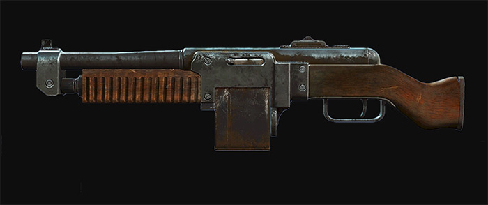 Combat Rifle in Fallout 4