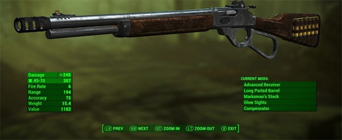 Old Reliable in Fallout 4