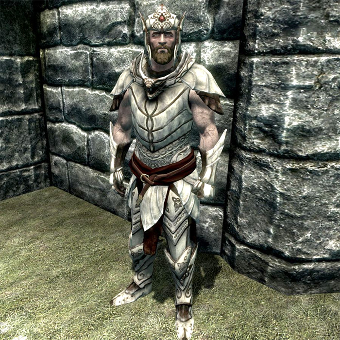 Ancient Falmer Armor in Skyrim