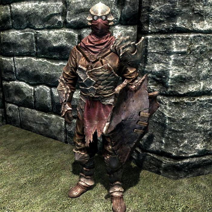 Chitin Armor in Skyrim