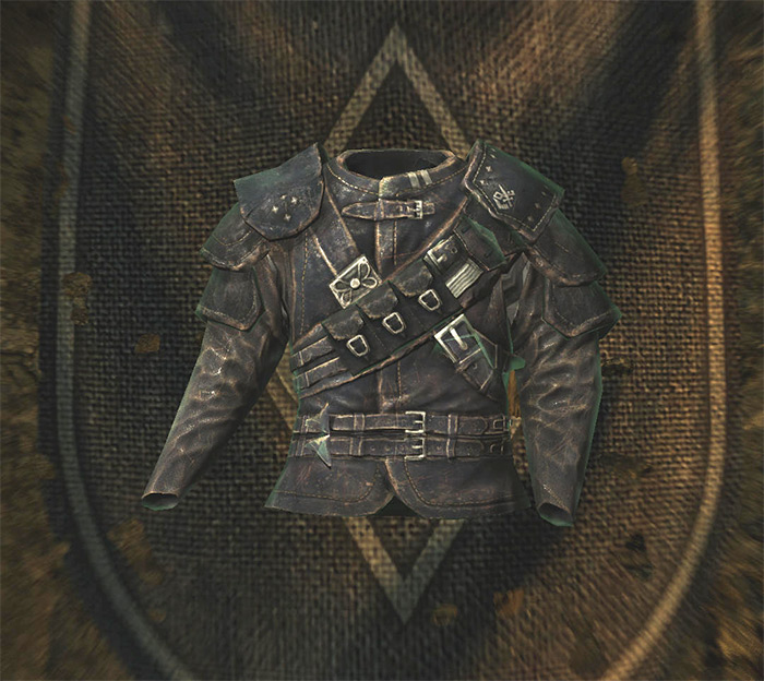 Guild Masters Armor in Skyrim