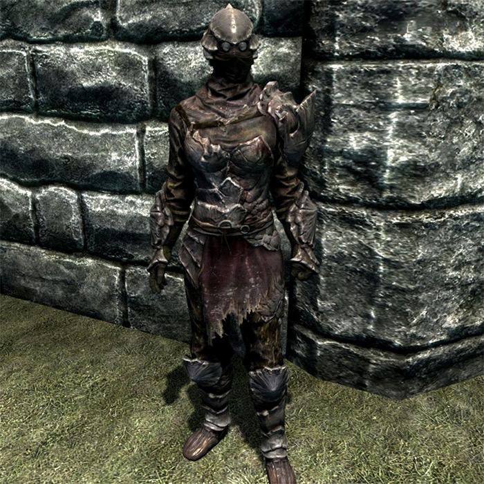 Morag Tong Armor Skyrim