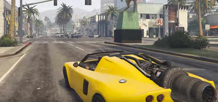 Top 15 Best Cars in GTA 5 For Speed & Mayhem