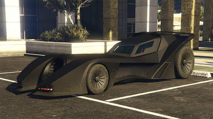 Vigilante GTA 5 best car