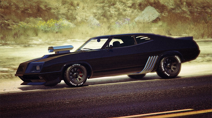 Vapid Imperator in GTA 5