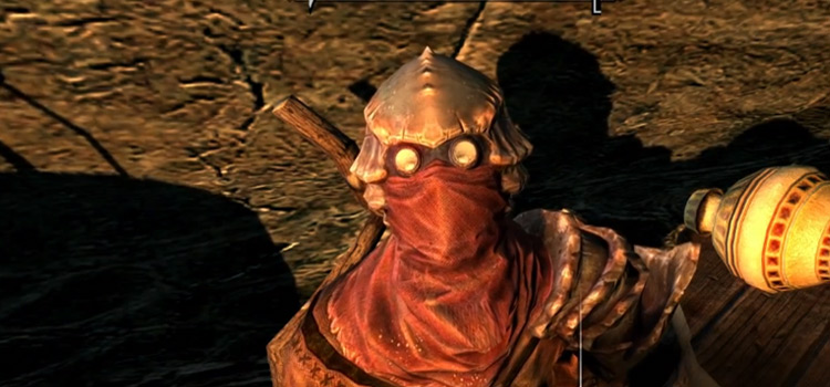Teldryn Sero follower closeup face
