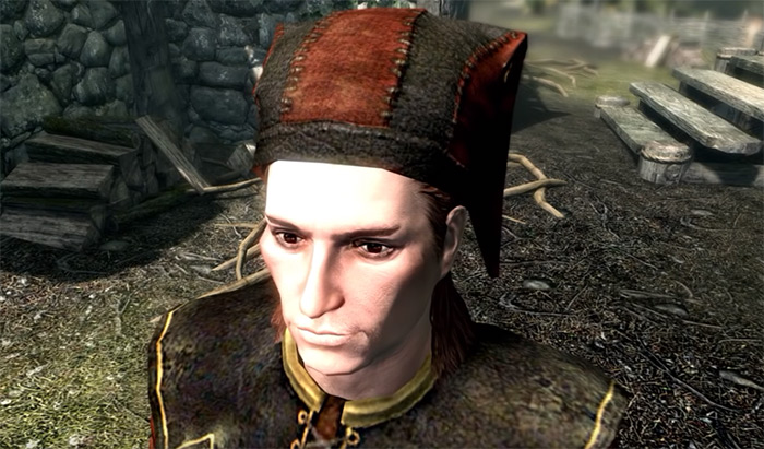 Cicero Skyrim follower