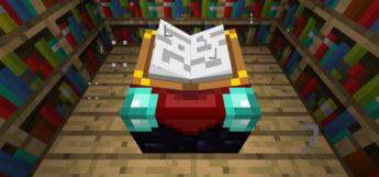 Minecraft Enchantment Table