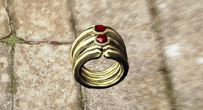 Skyrim Ring of the Beast