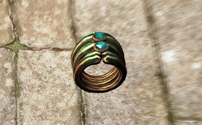 Ring of the Erudite in Skyrim