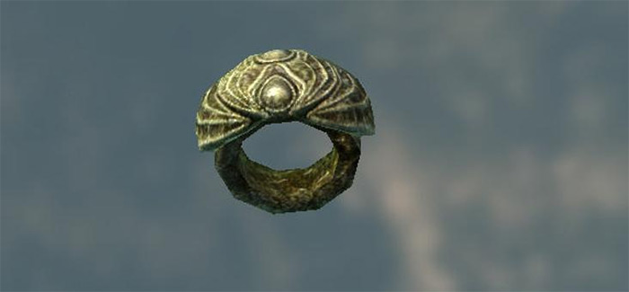 Skyrim Ring of Namira
