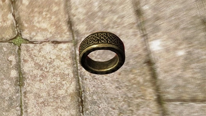 Enchanted Ring in Skyrim