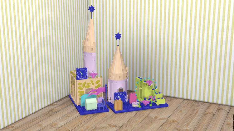 LEGO Dollhouse CC for The Sims 4