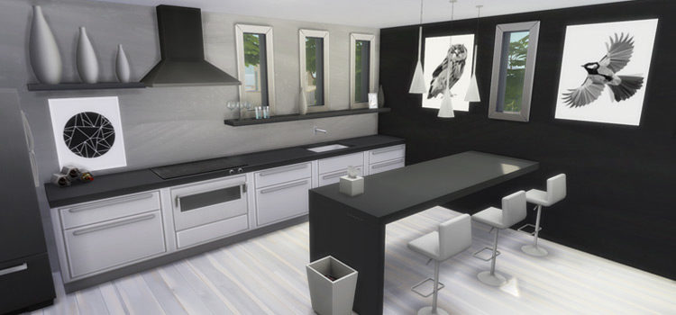 Best Sims 4 Contemporary & Modern Interior CC (All Free)