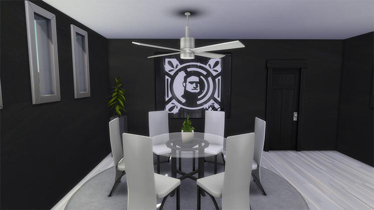 Sleek Kitchen Stuff / Sims 4 CC
