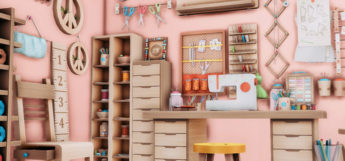 Craft Room Design in The Sims 4