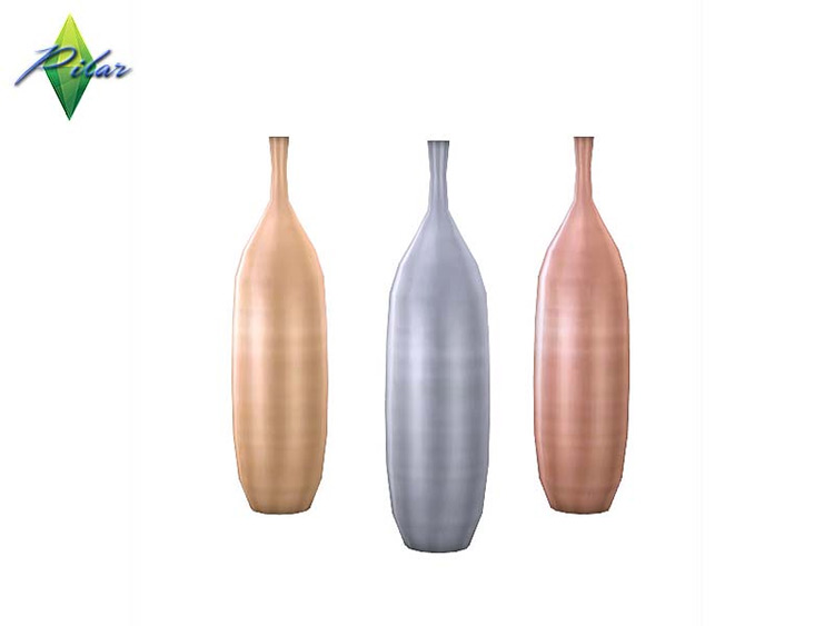 Collector Vase Large / Sims 4 CC