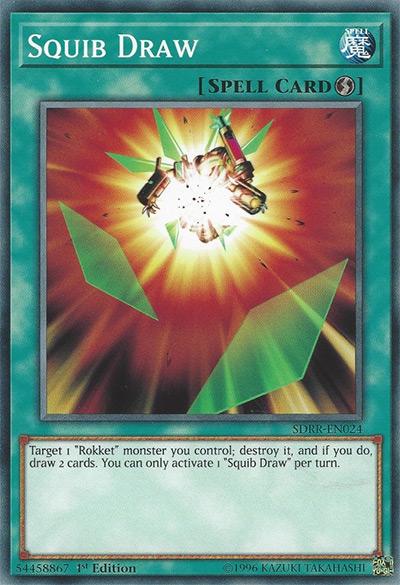 Squib Draw Yu-Gi-Oh Card