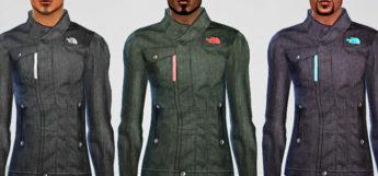 Sims 4 Hugo North Face Jacket CC