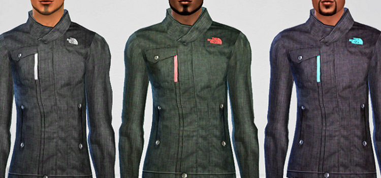 Best Sims 4 North Face CC (All Free)