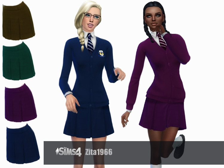 Teen School Uniform TS4 CC