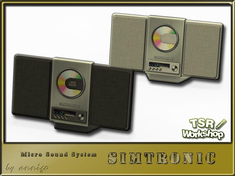 Micro Sound System Simtronic / TS4 CC